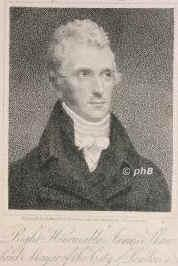 Shaw, James,  - , , , Lordmayor of the city of London 1806. ??, Portrait, PUNKTIERSTICH:, S. Drummond pinx. –  Ridley u. Holl sc. 1806.